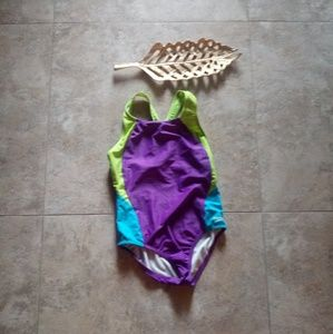 Speedo one piece swimsuit